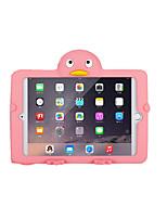 Pour apple ipad mini 3/2/1 étui à dos pare-chocs boîtier en silicone