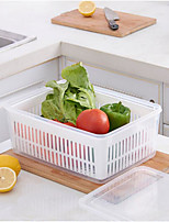 Plastic Kitchen Organization