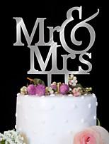 Украшения для торта Высокое качество День рождения Вечерние Свадьба День рождения Пластмассовая сумка
