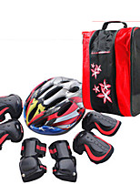 Adult Kids Protective Gear Knee Pads + Elbow Pads + Wrist Pads for Cycling Skateboarding Inline Skates Roller Skates Longboards Eases