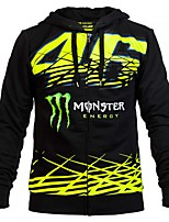 46 motorcycle magic grab jacket riding suit long-sleeved sweater