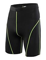 Homme Course / Running Cuissard  / Short Fitness, course et yoga Séchage rapide Design Anatomique Respirable Léger Des sportsToutes les