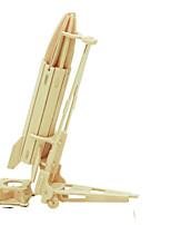 Puzzle Kit fai-da-te Puzzle 3D Modellini di metallo Costruzioni Giocattoli fai da te Altro Lengo naturale