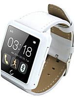 Муж. Смарт-часы Модные часы Цифровой Защита от влаги PU Группа Черный Коричневый