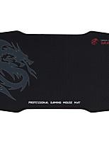 Exco msp015xl tapete do mouse preto tapete de borracha 50cm * 30cm * 0.5cm