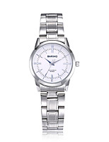 jewelora Women's Dress Watch Fashion Watch Wrist watch Chinese Quartz Water Resistant / Water Proof Shock Resistant Large Dial Stainless