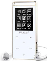 Ruizu MP3 Player MP4 Metal 4G Students Lossless Music Mini Touch Screen