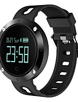 Per donna Per uomo Orologio sportivo Smart watch Orologio digitale Cinese DigitaleLED Touchscreen Resistente all'acqua Monitoraggio