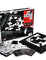 Board Game Square Plastics