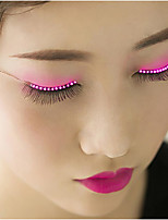 European And American Club Eyelashes LED Lamp Luminous Eyes