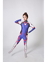 D.Va Costume Lycra Spandex DVA Cosplay Zentai Adults/Kids Catsuit Halloween Female Bodysuit Womens