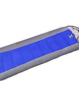Спальный мешок Прямоугольный Односпальный комплект (Ш 150 x Д 200 см) 12 Пористый хлопокX75 Отдых и Туризм Теплый