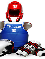 Thicker Adult Children Taekwondo Protector Five Sets Of Protective Clothing Bag Sticky Design