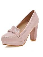 Для женщин Обувь на каблуках Удобная обувь Оригинальная обувь Дерматин Полиуретан Весна Осень Для праздника Для вечеринки / ужинаДля