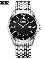 Mujer Hombre Reloj Deportivo Reloj de Vestir Reloj de Moda Reloj de Pulsera Reloj creativo único Chino CuarzoCalendario Resistente al