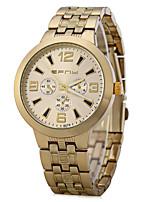 Жен. Модные часы Уникальный творческий часы Имитационная Четырехугольник Часы Китайский Кварцевый Имитация Алмазный Металл Группа