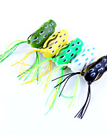 5 pcs Frog g/Ounce mm inch,Plastics Freshwater Fishing Lure Fishing General Fishing