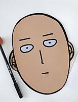 Tapete do rato estilo dos desenhos animados boxe superman impermeável borracha escritório mouse pad 25cm * 21cm