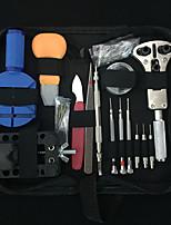 Набор инструментов для ремонта часов регулируемый задний чехол открывалка для снятия крышки