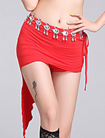 Belly Dance Bottoms Women's Training Modal 1 Piece Natural Skirts