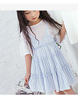 Girl's Floral Dress,Cotton