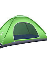 2 persons Camp Bed Automatic Tent Camping Tent Oxford Warm Waterproof