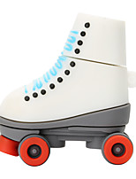 Hot New Cartoon Red Wheel Skates usb2.0 256gb flash drive u mémoire de disque
