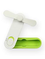 N-zdxfs plegable portátil mini-magnética de liberación rápida del diseño de ventilador usb