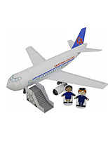 Puzzles Kit de Bricolage Puzzles 3D Blocs de Construction Jouets DIY  Avion