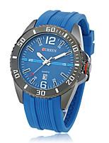 Mulheres Homens Relógio Esportivo Relógio Elegante Relógio de Moda Relógio de Pulso Único Criativo relógio Chinês QuartzoCalendário