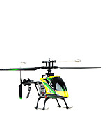 Wltoys V912 Large helicoptero 2.4G 4CH Single Blade RC Helicopter Toy