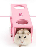Hutches Durable Wood Blushing Pink