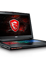 MSI laptop 17.3 inch Quad Core 8GB RAM 1TB 128GB SSD hard disk Windows10 GTX1060 6GB