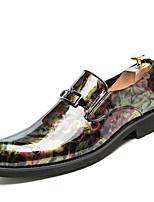 Для мужчин Туфли на шнуровке Формальная обувь Свиная кожа Весна Лето Осень Зима Свадьба Для вечеринки / ужина Для прогулокФормальная