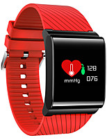 HHYX9Pro Color Touch Screen Heart Rate Blood Pressure Sleep Monitoring Exercise Sedentary Reminder Bluetooth Smart Bracelet Watches Android IOS