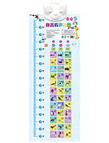 Образовательные игры с карточками Игрушка для обучения чтению Пластик 1-3 лет 3-6 лет