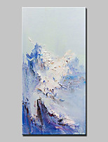 Large Size Hand-Painted Oil Painting On Canvas Modern Abstract Wall Art For Home Decoration No Frame