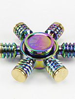 Fidget Spinner Hand Spinner Toys Six Spinner Metal EDCStress and Anxiety Relief Office Desk Toys Relieves ADD ADHD