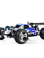 WL Toys A959 Buggy 1:18 Brush Electric RC Car 45 2.4G 1 x Manual 1 x Charger 1 x RC Car