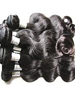 Ciocche a onde capelli veri Brasiliano Ondulato naturale tesse capelli