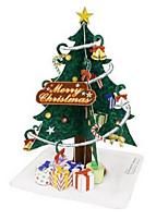 Puzzle Kit fai-da-te Puzzle 3D Costruzioni Giocattoli fai da te Natale