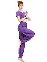 Ioga Conjuntos de Roupas Casual Moda Esportiva Mulheres Ioga Pilates