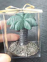 Hawaii Beach Palm Tree Place Card Holder Favor Beter Gifts® DIY Beach Party Decoration