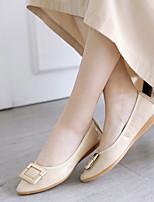 Для женщин Мокасины и Свитер Удобная обувь Натуральная кожа Весна Повседневные Удобная обувь Черный Бежевый Красный На плоской подошве