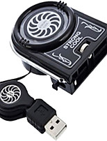 B112    Laptop Cooling Pad  USB Port ABS 1 Fan 3800RPM  for Laptop
