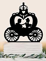 Украшения для торта Высокое качество Свадьба День рождения Пластмассовая сумка