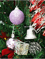 24pcs/group 3cm Christmas Tree Decor Ball Bauble Party Ornament decorations for Home