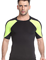 Men's Running Compression Clothing Fitness, Running & Yoga Summer Sports Wear Yoga Running/Jogging