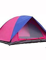 2 человека Световой тент Двойная Палатка Складной тент Водонепроницаемость Быстровысыхающий Дожденепроницаемый Складной Световой тент