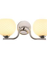 AC 100-240 20 E26/E27 simple Moderne/Contemporain Fonctionnalité for LED,Eclairage d'ambiance Applique murale